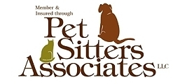 A Purrfurred Pet Care Service is a proud member of Pet Sitters Associates